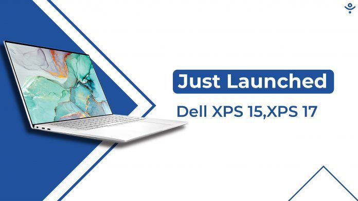 Dell XPS 15, 17