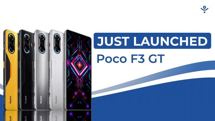POCO F3 GT Will Arrive in Q3 '21 with Dimensity 1200