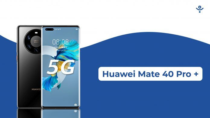 Huawei Mate 40 Pro+ New Variant with 8GB RAM, 256GB Storage