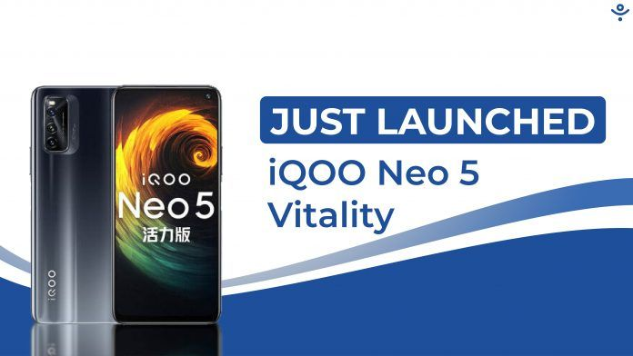iQOO Neo 5 Vitality