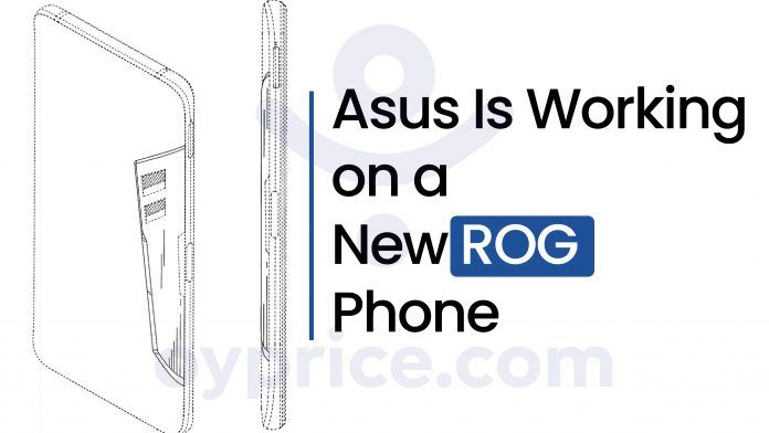 A New Asus Rog Phone Could be under Work