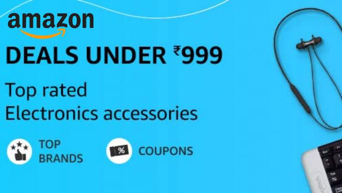 Amazon Electronic Accessories Deals