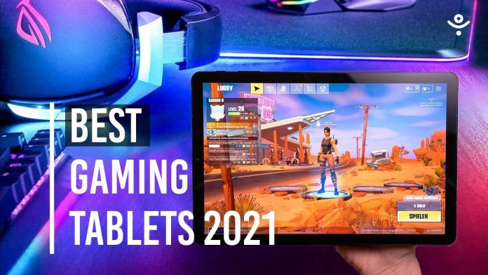 Best Gaming Tablets in 2021