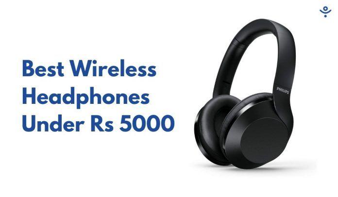 Best Wireless Headphones Under Rs 5000