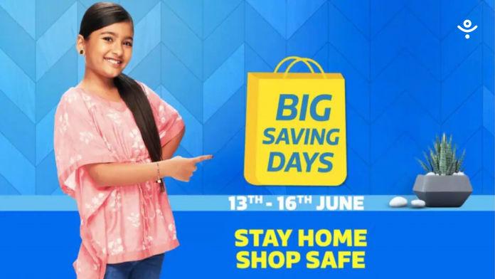 Flipkart Big Saving Days Are Back