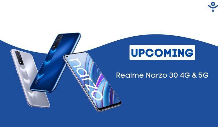 Realme Narzo 30 4G 5G