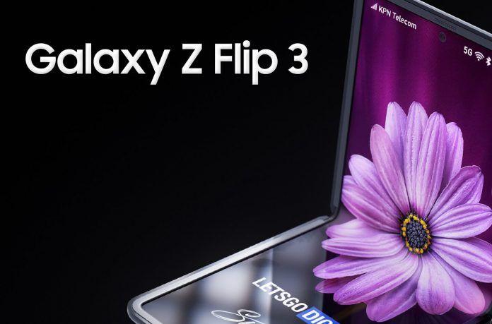 Samsung Galaxy Z Flip 3 in Mass Production 0