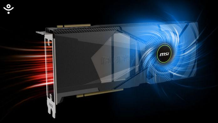 MSI Launches CMP 50HX Mining Graphic Card
