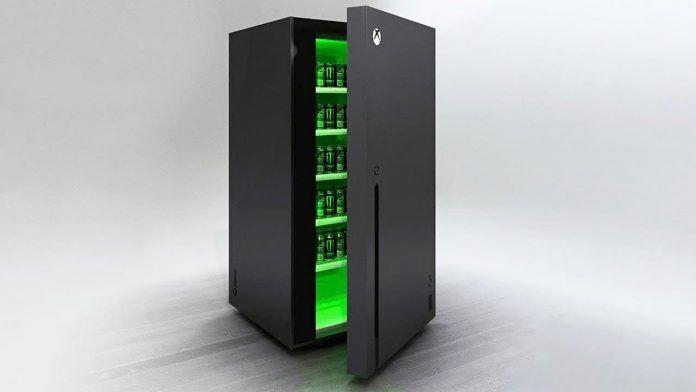 Xbox Series X Mini Fridge Announced at E3 2021