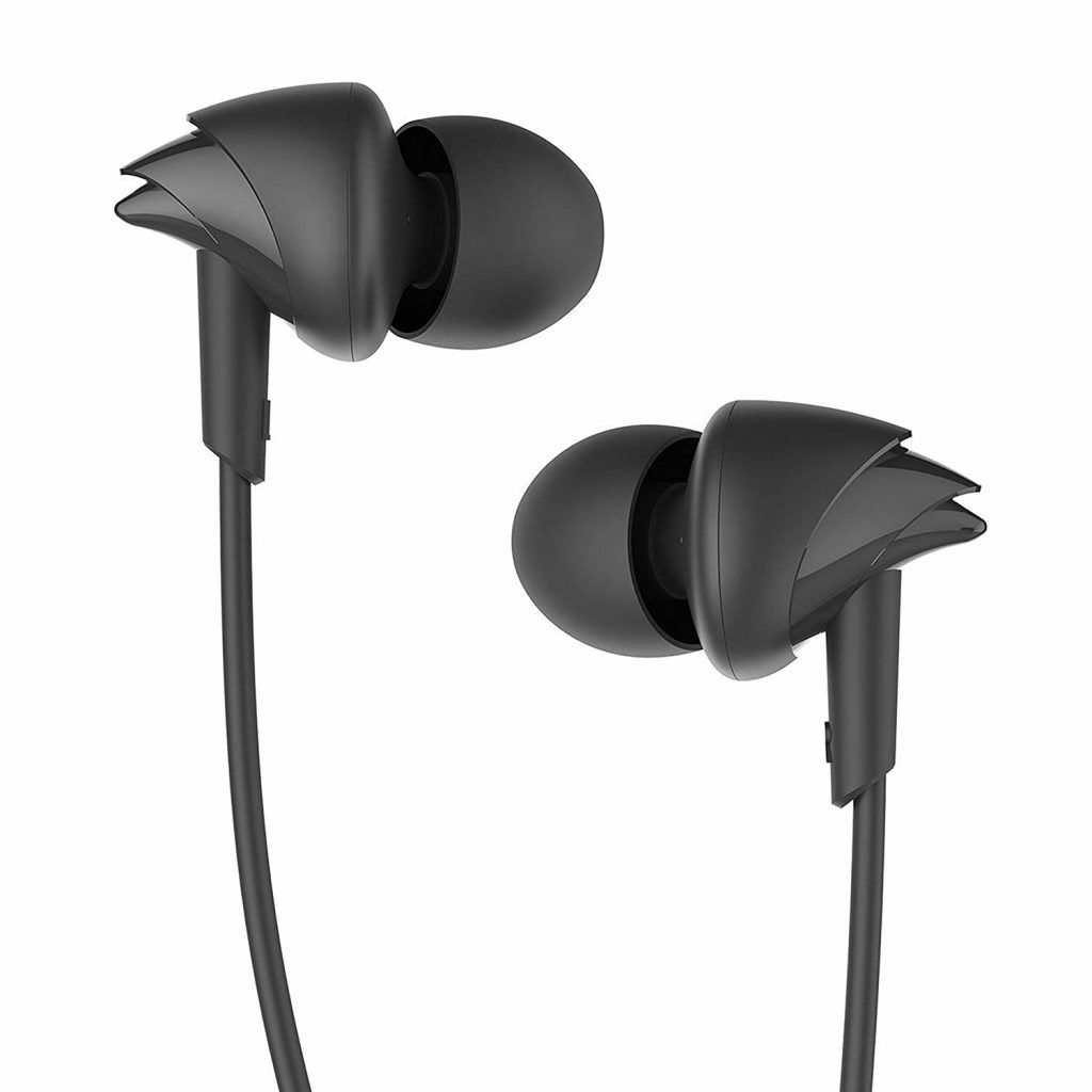 boAt Bassheads Wired Earphones