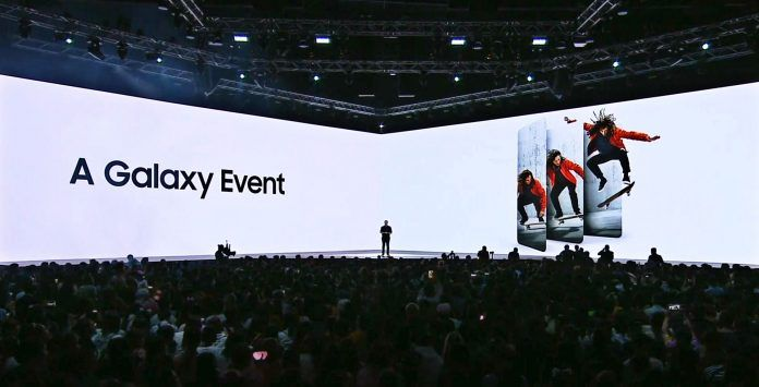 BAAM! Official Date For The Samsung Galaxy Event Displayed