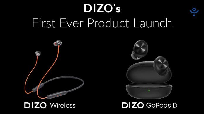 DIZO Launches GoPods D and Wireless Bluetooth Headphones