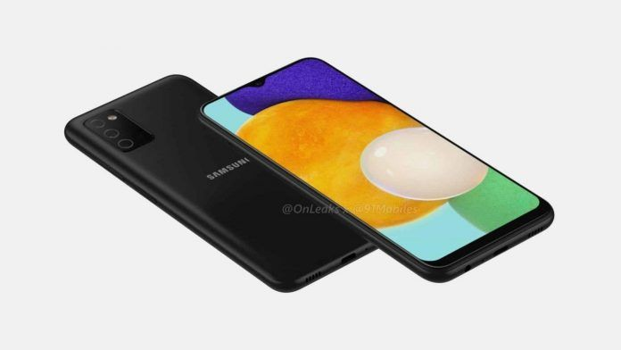 Samsung Galaxy A03s India Launch Imminent