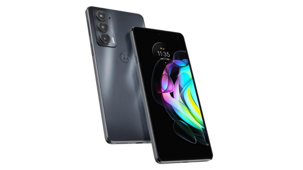 The Motorola Edge 20