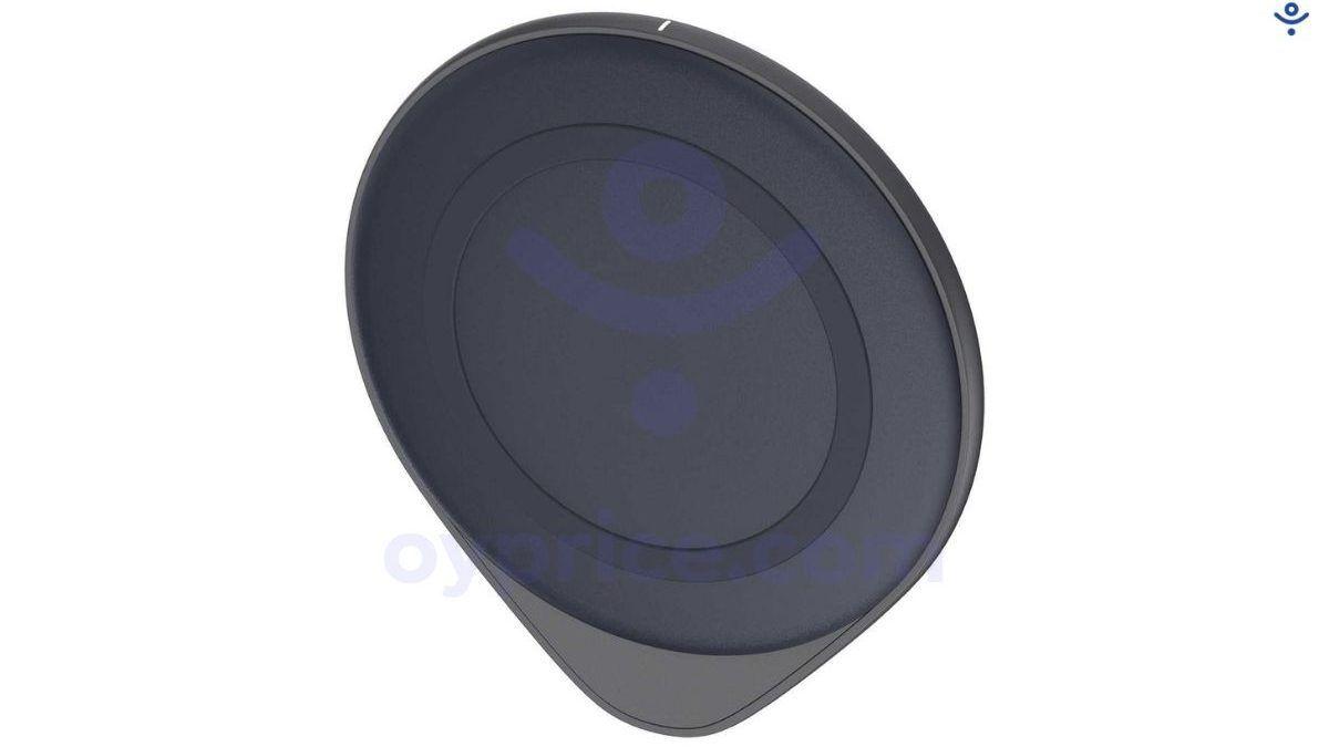 OPPOs Wireless Charging Pad Render