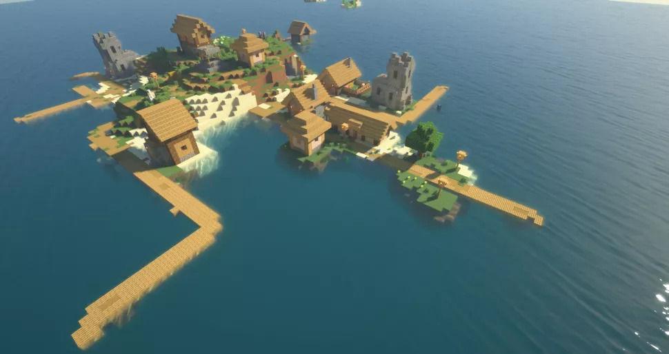 Best Minecraft Seeds