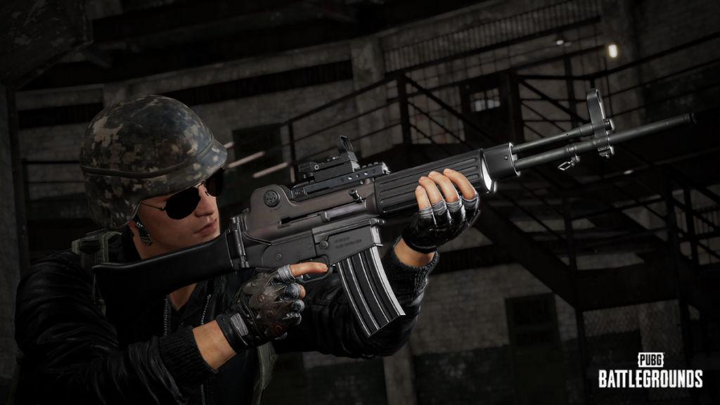 PUBG's New K2 Weapon