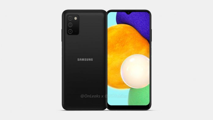 Samsung Galaxy A03s Spotted on Geekbench