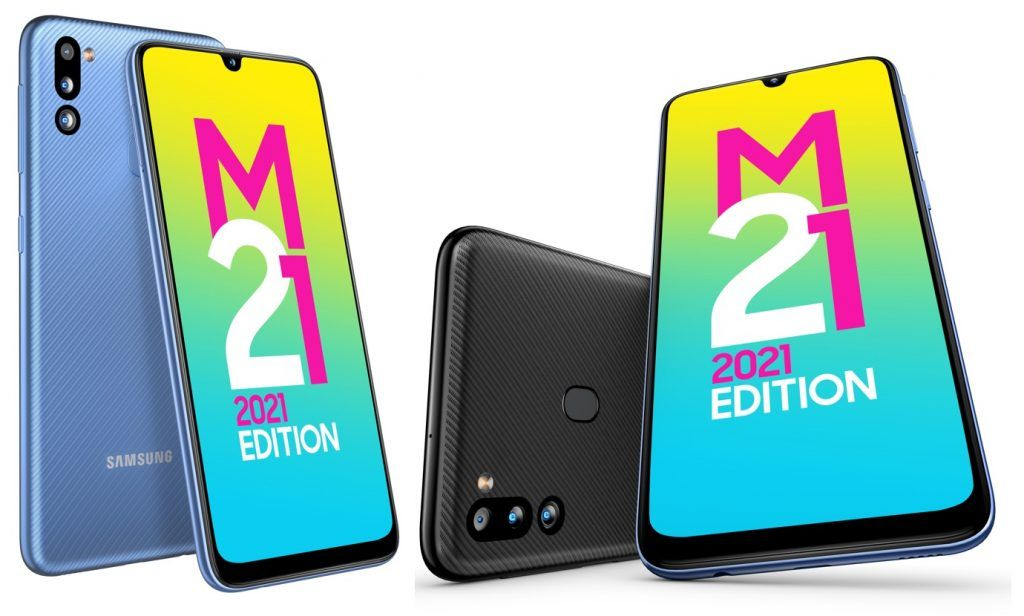 Samsung M21 2021 Edition