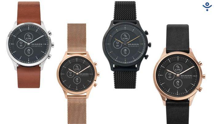 Skagen Jorn Hybrid HR Smartwatches