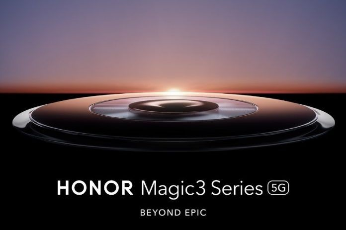 The Global Premiere Of The Honor Magic 3 Series Is Scheduled For August 12th