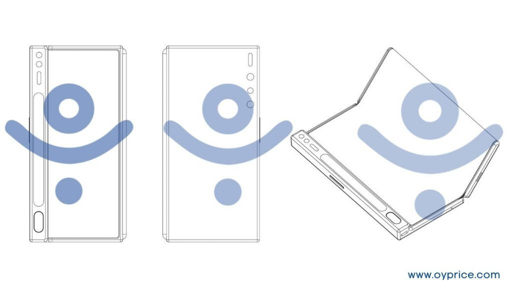 Xiaomi's latest upcoming foldable device patents
