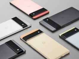 Google Unveils The Pixel 6 A New Smartphone With Its Own Chip Tensor