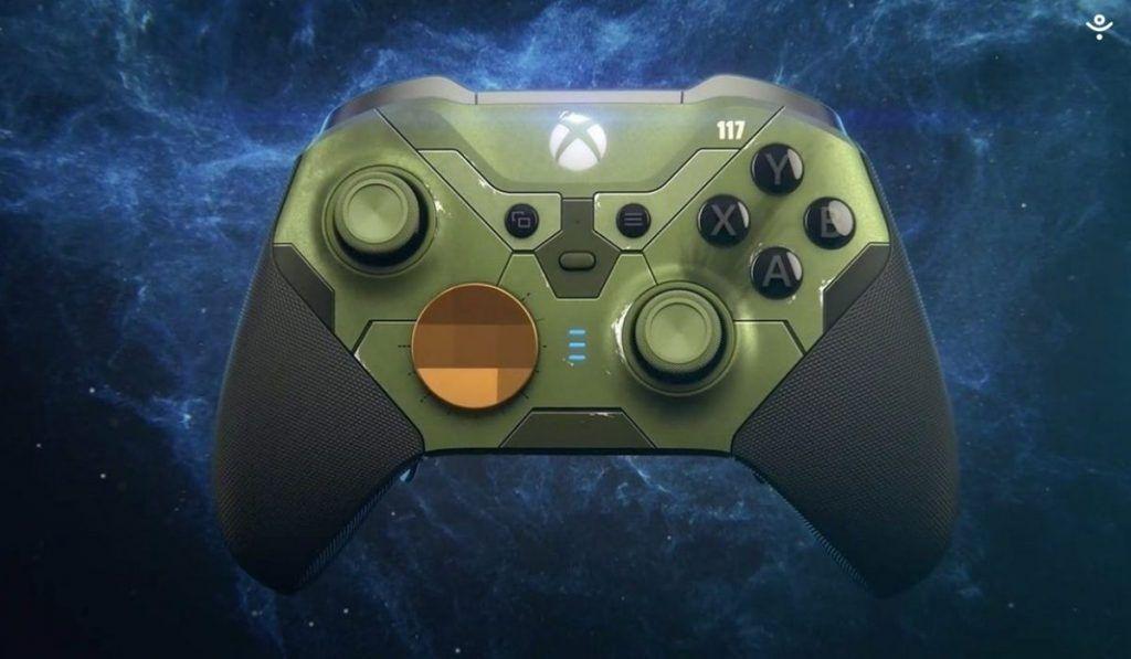 Halo Infinite Xbox Controller