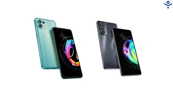 Motorola Edge 20 and Edge 20 Fusion