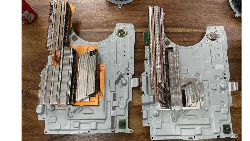 PS5 heatsink 1
