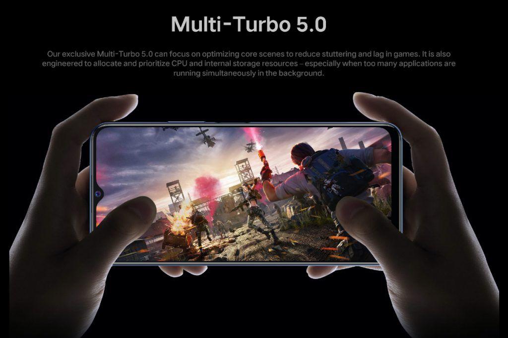 Vivo Y53s gaming features