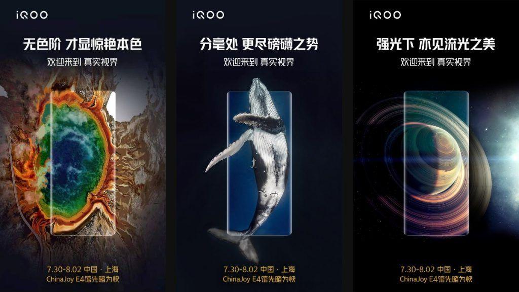 iQOO 8 Specifications