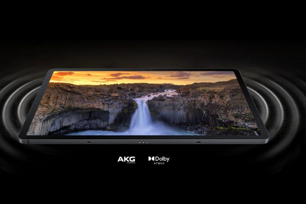 Galaxy Tab S7 FE Wi-Fi Audio