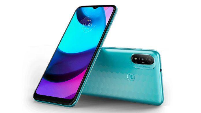 Motorola Moto E30 Geekbecnh