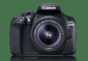 Canon EOS 1300D (18 MP, 18-55 mm Single Lens) DSLR Camera