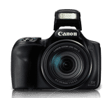 Canon PowerShot SX540 HS (20.3 MP, Full HD) Point and Shoot Camera