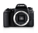 Canon EOS 77D (24.2 MP, Body only) DSLR Camera