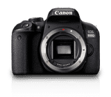Canon EOS 800D (24.2 MP, Body only) DSLR Camera
