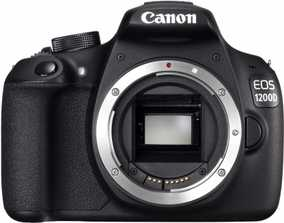Canon EOS 1200D (18 MP, Body only) DSLR Camera