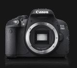 Canon EOS 700D (18 MP, Body only) DSLR Camera