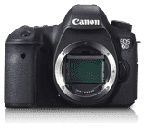 Canon EOS 6D (20.2 MP, Body only) DSLR Camera