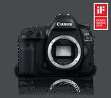 Canon EOS 5D Mark IV (30.4 MP, Body only) DSLR Camera