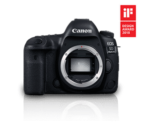 Canon EOS 5D Mark IV (30.4 MP, Body only) DSLR Camera