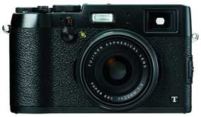 Fujifilm X-100T (16.3 MP, Full HD) Point and Shoot Camera