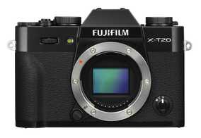 Fujifilm X-T20 (24.3 MP, Body Only) Digital Mirrorless Camera