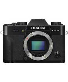 Fujifilm X-T20 (24.3 MP, 16-50 mm Kit Lens) Digital Mirrorless Camera