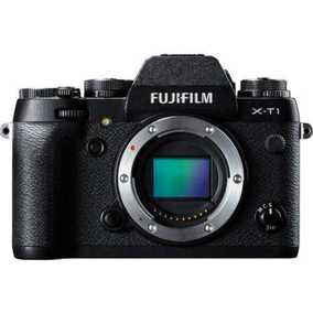 Fujifilm X-T1 B (16.3 MP, Body Only) Digital Mirrorless Camera