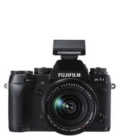 Fujifilm X-T1 (16.3 MP, 18-55 mm Kit Lens) Digital Mirrorless Camera