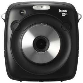 Fujifilm Square SQ10 Instant Camera (Black)