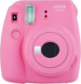 Fujifilm Mini 9 Instant Camera (Pink)